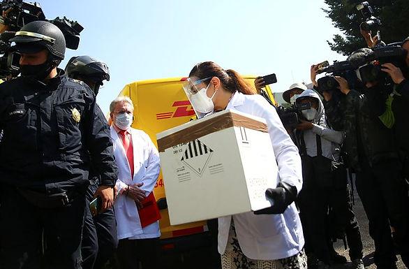Celebran próxima llegada a Sonora del primer lote de vacunas contra el COVID-19