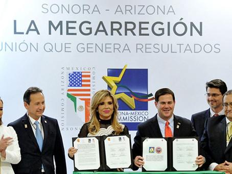 Crece Mega Región Sonora-Arizona con nuevos proyectos binacionales: Luis Nuñez