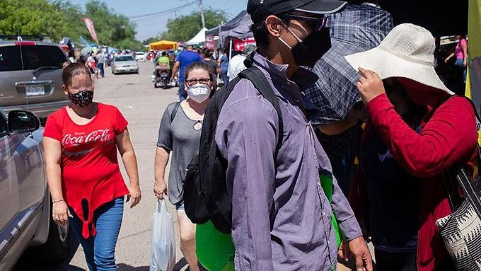 Continuarán operando tianguis en Hermosillo
