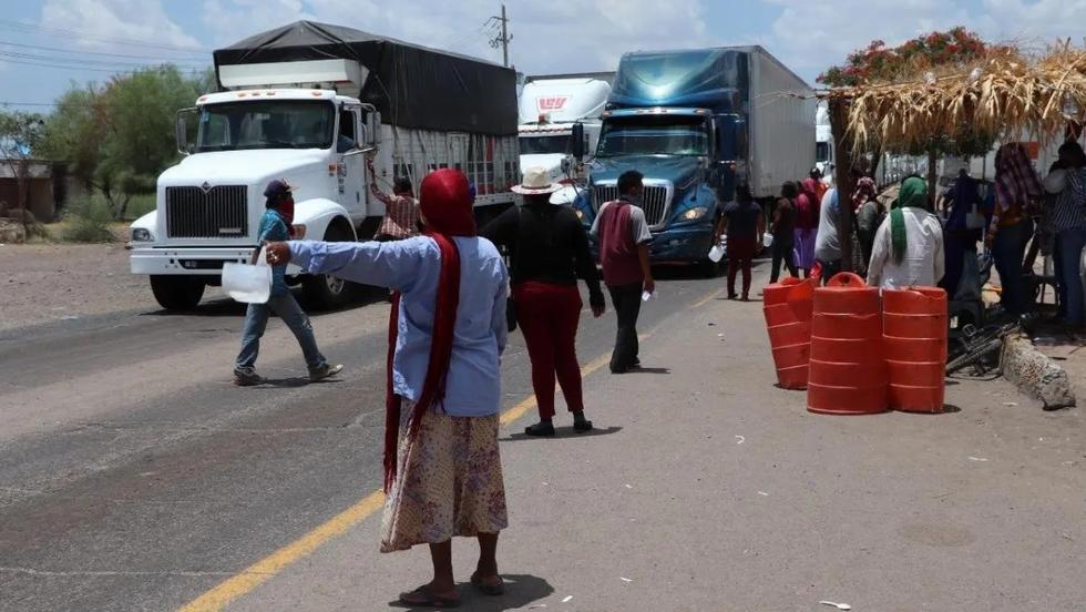 Conflicto Yaqui-transportistas en Sonora se agudiza