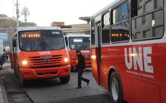 Amplían horarios del transporte en Hermosillo
