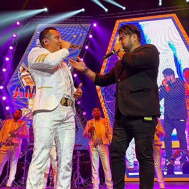 EDWIN LUNA Y EL MIMOSO ALISTAN SORPRESA MUSICAL PARA SUS FANS