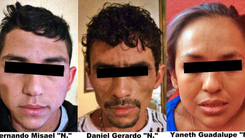 Rescatan a menores en dos cateos en Hermosillo