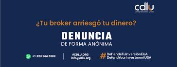 Pide Consejo de Latinos Unidos denunciar fraudes y malas asesorías financieras