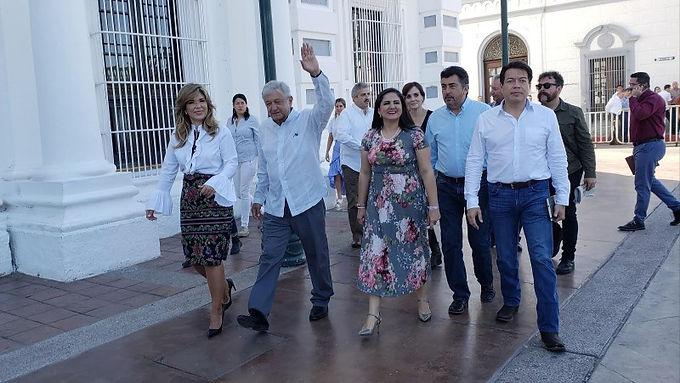 Definen itinerario de López Obrador en su visita a Sonora Por Roberto Bahena