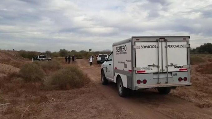 Encuentran cadáver semienterrado en una casa del ejido Carrillo Marcor