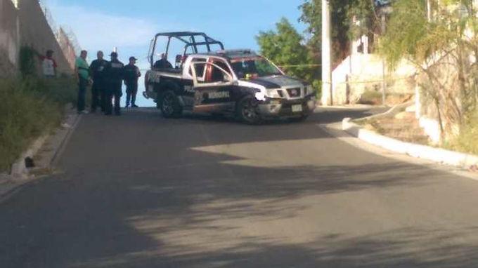 Detienen a menor de edad por homicidio en la colonia San Luis