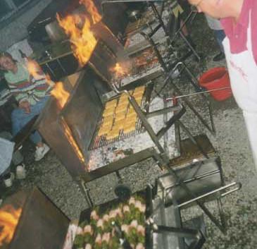 Grill WM vorbereitungen