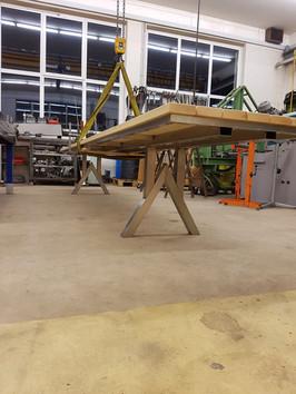 Tisch Undergestell