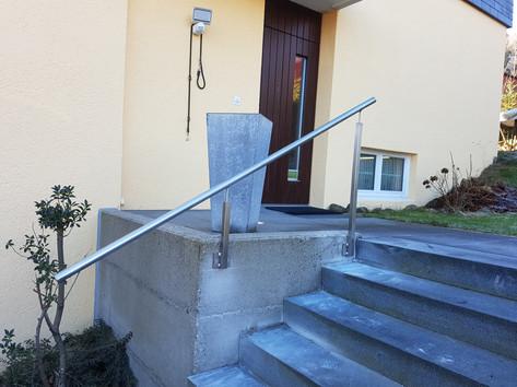 Treppen Geländer