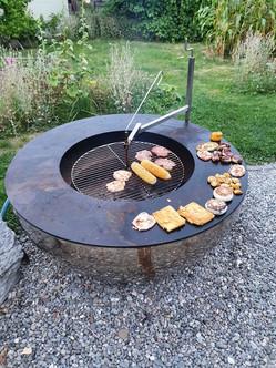 Feuerschalle Grill