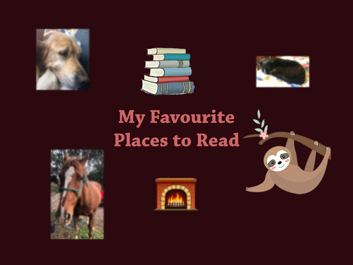 My Favourite Places to Read