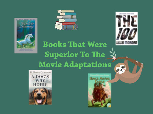 Books That Were Superior To Their Movie Adaptations
