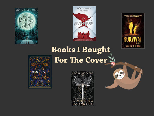 10 Books I Bought For The Cover
