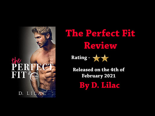The Perfect Fit by D. Lilac || Review