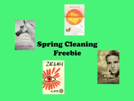Spring Cleaning Freebie