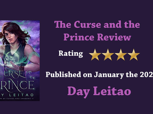 The Curse and The Prince by Day Leitao || Review