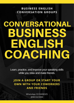 Business English Conversation Groups