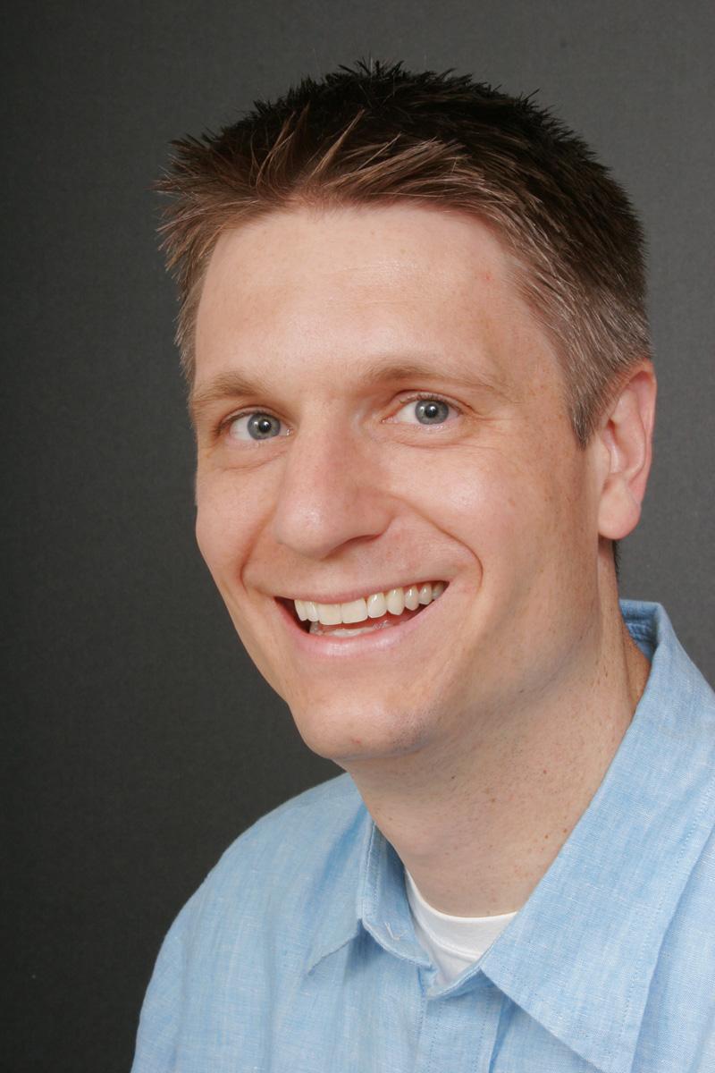 Tom Richter | Camp Pastor