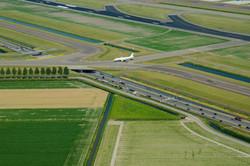 Schiphol en de A5