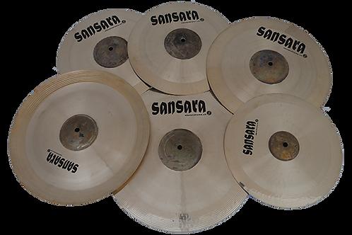 Sansara Combat Cymbal Set (5-teilig)