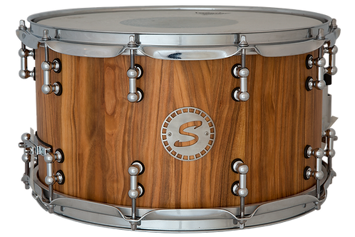 """14""""x8"""" Kirsche Stave Shell Snare"""