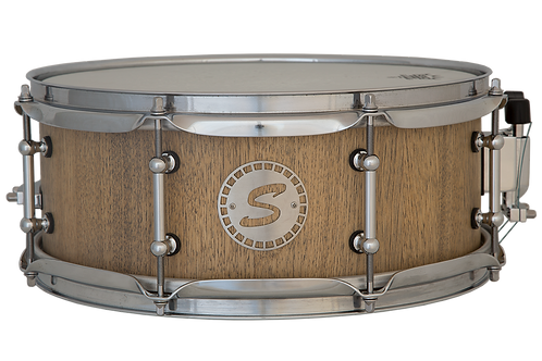 "13""x5"" Kastanie Stave Shell Snare"