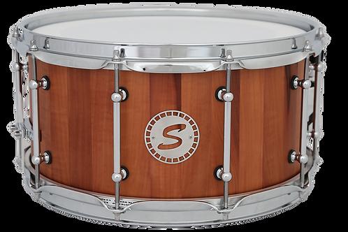 "14""x6.75"" Birnbaum Stave Shell Snare"