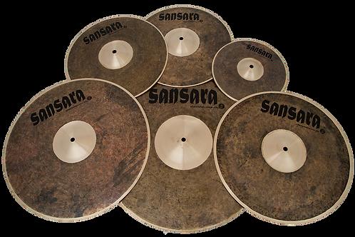 Sansara Radical Cymbal Set (5-teilig)