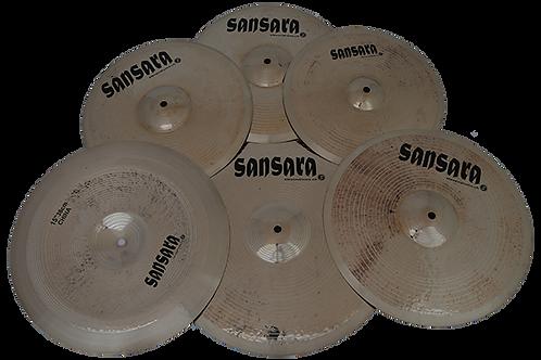 Sansara Soul Cymbal Set (5-teilig)