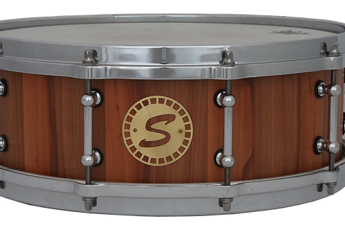 """14""""x5""""Apfel Stave Snare"""