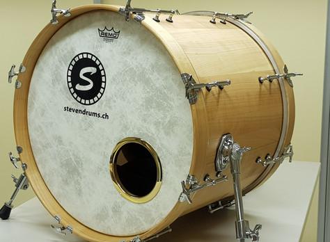 Bass Drum Bau-Workshop