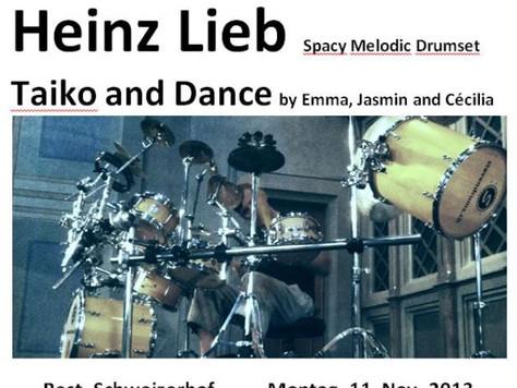 Drum & Dance mit Heinz Lieb