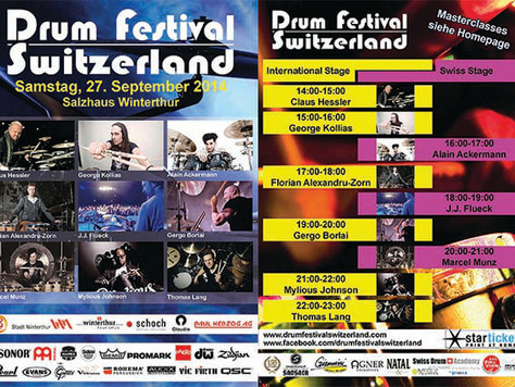 Drum Festival Switzerland