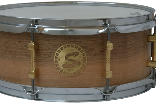 "13""x5"" Nussbaum Steam Bent Snare"