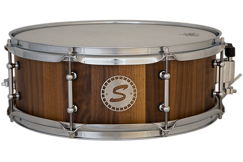 "15""x5"" Aminuss Stave Shell Snare"