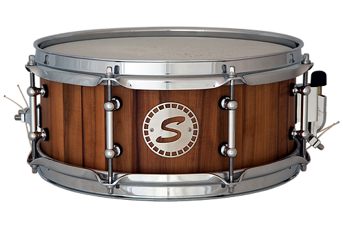 "12""x5"" Apfel Stave Shell Snare"