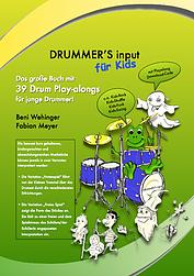 Drummer's Input für Kids