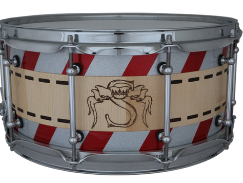 Maple Snare (Design by Klaudiusz Zylinski)