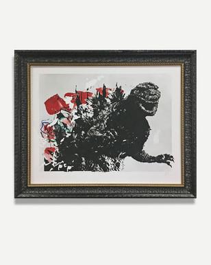 Godzilla Art