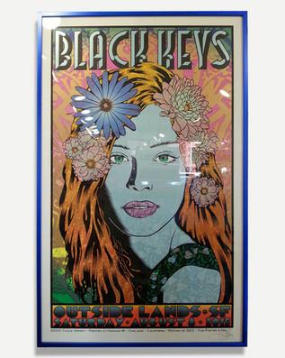 Black Keys - Framed Poster
