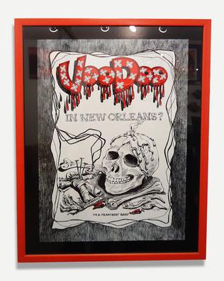 Voodoo - Framed Art