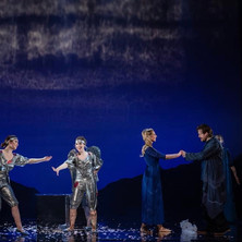 Euridice 'Orfeo & Euridice' (Scottish Op
