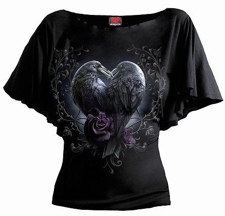 Raven Heart (Spiral)