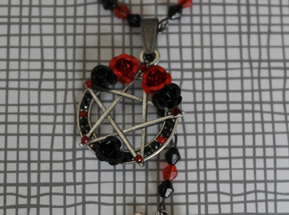 Pentagram Daughter Necklace