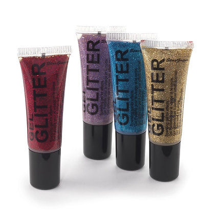 Gel Glitter Tubes