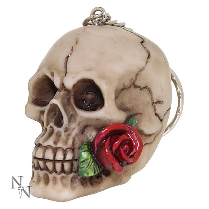 Rose From The Dead Keyring