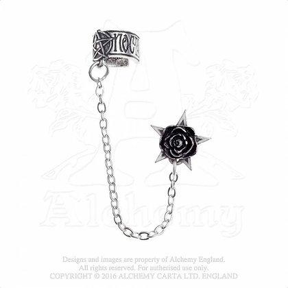 Rosa Nocta Ear Cuff (Alchemy Gothic)