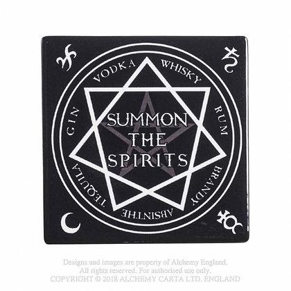 Summon The Spirits Coaster (Alchemy Gothic)