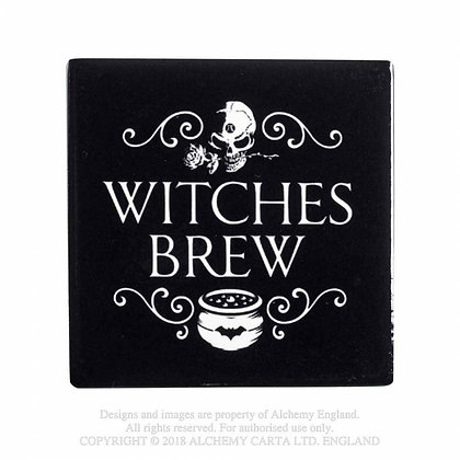 Witches Brew Coaster (Alchemy Gothic)